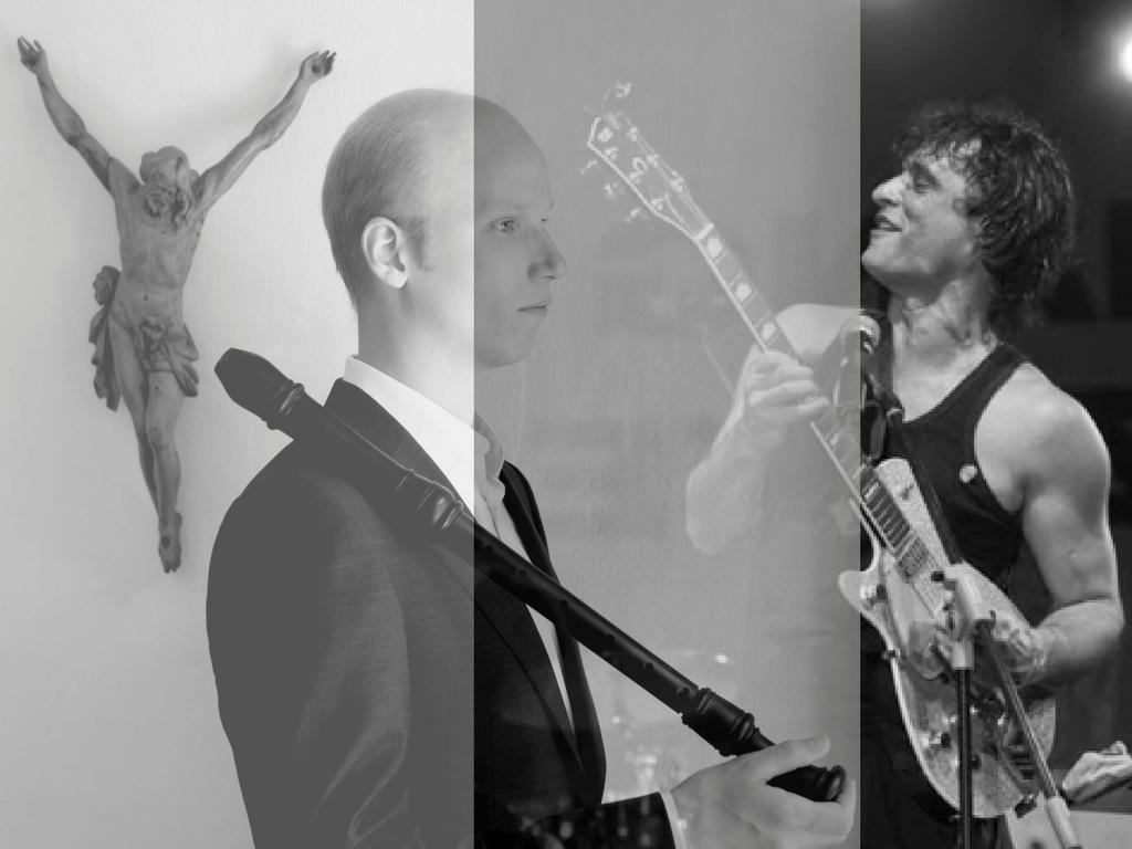 Jazzdienst Woede met Erik Bosgraaf en Stef van Es